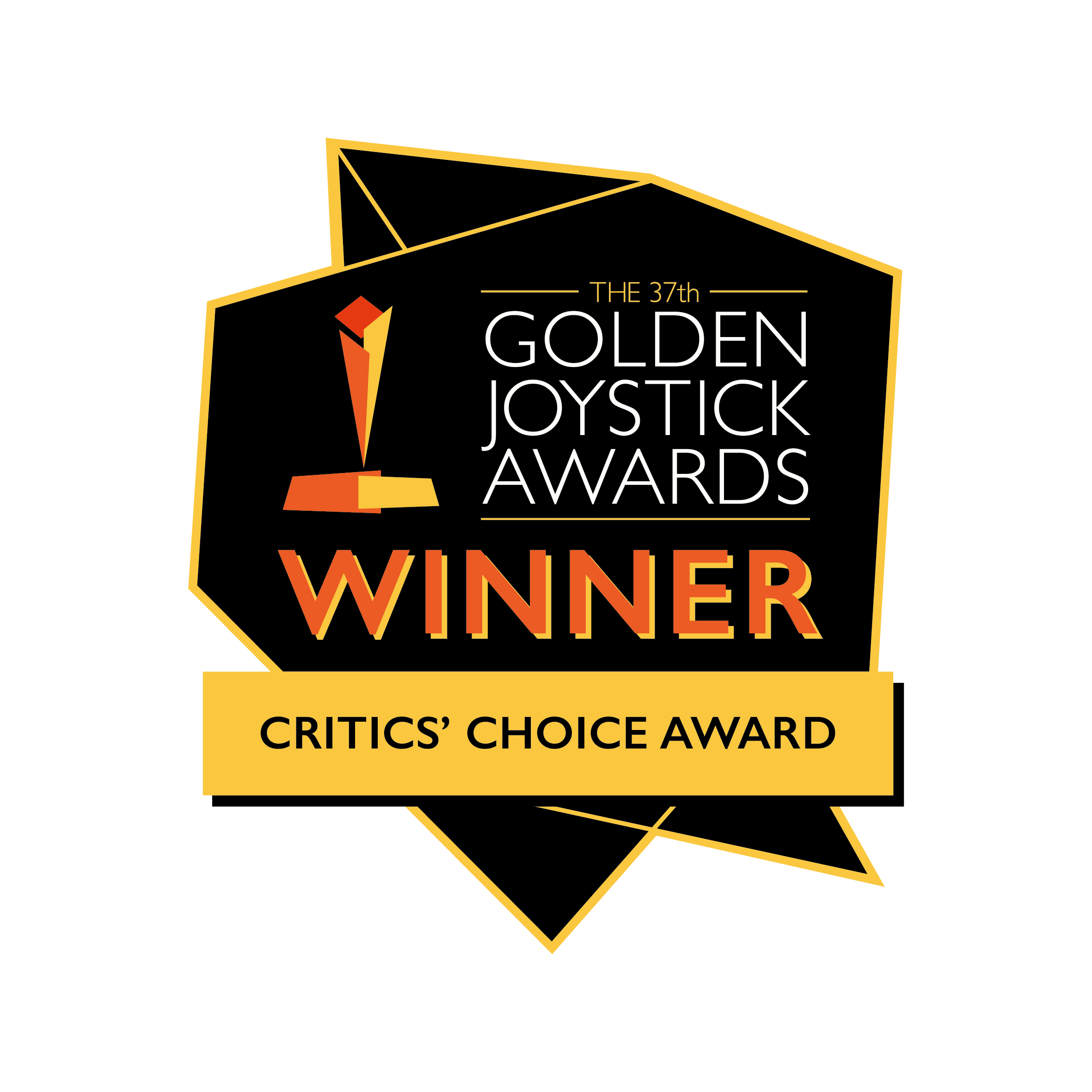 Golden Joystick Awards Winner